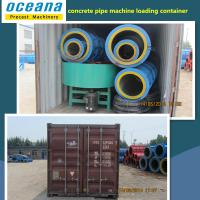 Quality High Quality Concrete Culvert Pipe Making Machine - Suspension Roller Concrete Pipe Making Machine for sale