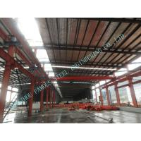 Light Steel Framing Industry Steel Building With Excellent Anti-corrosion Manufactures