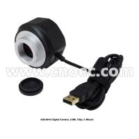 5.0M 720p C-Mount Digital Microscope Camera With Maximum Resolution 2592 x 1944 A59.4910 Manufactures