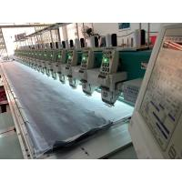 China Office / Home Embroidery Machines Customized High Precision ISO1009 Certification wholesale