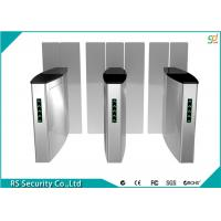 Bi - directional Tcp IP Full high Automatic Systems Turnstiles RFID Card Manufactures