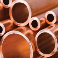 China Straight copper pipes for water plumbing, gas and air conditioning, ASTM B88 certified on sale