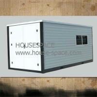 Quality Small Accommodation Prefab Container House - Container Kit Homes With Modular Design for sale