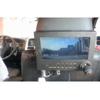 Police Car Security 3G GPS WIFI Mobile Vehicle DVR With Monitor Control Keyboard Manufactures