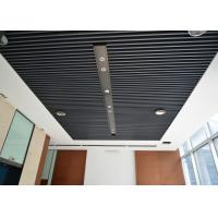 China Fireproof, Waterproof,  Aluminum Alloy Square Tube  Screen Ceiling Tiles Artist Ceilings wholesale