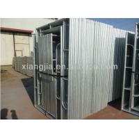 1829*1930mm H Frame Scaffolding for American Market Manufactures