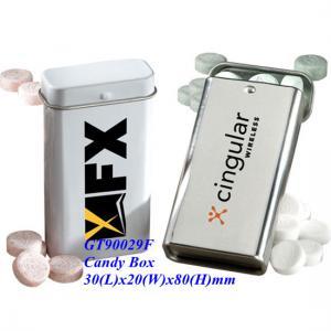Candy Tin Box , Mini Candy Box , Tin Candy Case ,Metal Candy Box, Candy Box from Golden Tin Box Manufactures