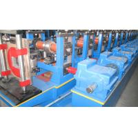 Buy cheap Rack Cold Roll Forming Machine 380V 50Hz With Mechanical / Electrical Devices from wholesalers