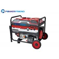 China Small Portable Gasoline Generators With Wheels Electric Start for prime 8.5kva open typpe generator on sale