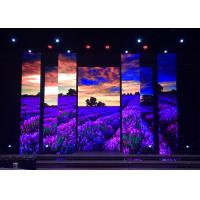 China Eachinled  Indoor  P3.91mm Led Full Color Rental Led Screen Display wholesale