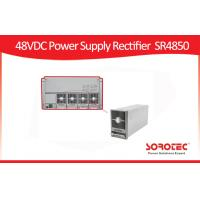 High Efficiency SR -4820 48 Volt Power Supply / 48 vdc power supply Manufactures