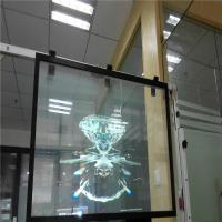 Transparent Rear Projection Film 92% High Transmittance For Advertising Manufactures
