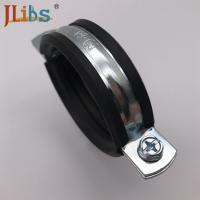 China Metal Pipe Holding Clamps Steel Clamps For Pipes Split Pipe Clamp on sale