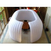 Oxford Cloth White Inflatable Tent/ Inflatable Office for Exhibition And Advertisement
