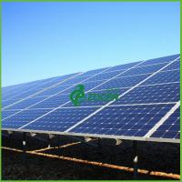 34MW Polycrystalline Grid Connected Solar Large Scale Photovoltaic Power Plants Manufactures