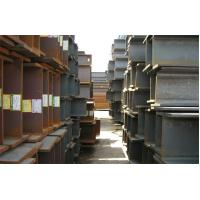 China GB700 Q235B , Q345B Mild Steel I Beam For Transportation , Structural Steel Beams on sale