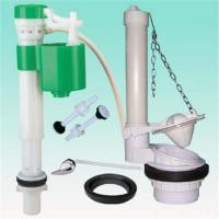 Sanitary Ware Toilet Repair Kit Adjustable Fill Valve And Flapper Flushing Va
