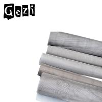 China Stainless Steel Screen Printing Mesh Wire Netting 400 Mesh For Chemicals on sale