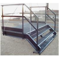 China Q235 / Q345 Structural Steel Fabricators Hot-dipped Galvanized Surface wholesale