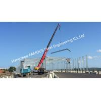 China Hot galvanized Structural Steel Fabrications Highway Tunnel Fabricated Erector wholesale