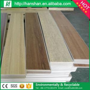 High Quality Waterproof Vinyl Plank Flooring From Hanshan Floor