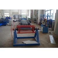 China PLC Control Full Automatic Storage Rack Roll Forming Machine 2018 new type made in china on sale