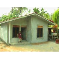 Fire Resistance Modular Home Prefab Granny Unit Bedrooms , Light Steel Villa Manufactures