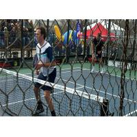Paddle Tennis Hexagonal Wire Netting for tennis court , and electric grid bumper cars Manufactures