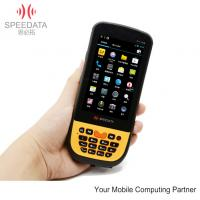 Rugged 2D Android Barcode Scanners Wireless GSM 4G for Warehouse Management Logistic Express Manufactures