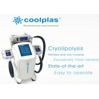 slimming machine Coolplas cryolipolysis fat freezing liposuction sincoheren criolipólise lipolaser Manufactures