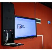 55 inch highly integrated led interactive whiteboard with built-in PC and speakers Manufactures