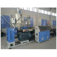 China PE Plastic Extrusion Line , PE Cool And Hot Water pipe Production Line wholesale