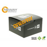Luxury Printed Packaging Boxes , Electronic Cigarette Gift Boxes with Elegant printing Manufactures