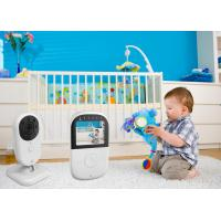 4CH Color Wireless Baby Monitor 2 Way Talk Nigh Vision IR LED Manufactures