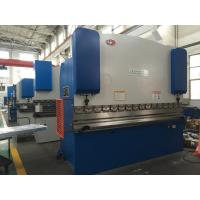 China Heavy Duty Hydraulic Bending Machine For Steel Sheet , Max Bending Length 3200mm wholesale