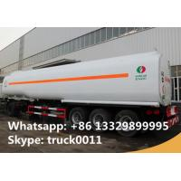 CLW Brand good price 47000L oil  tanker semi-trailer for sale, factory sale best price 503 fuel tank transported trailer Manufactures
