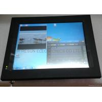 "China 10"" Fanless Industrial wall mounting Touch Screen PC wholesale"