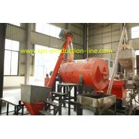 High Capacity Freon Free XPS Production Line 75T / 200 For Polystyrene Foam Sheets