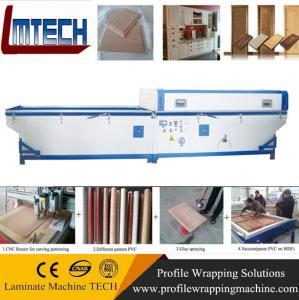 membrane press machine video Manufactures