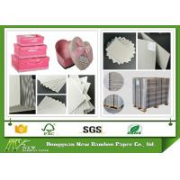 China Waste paper pulp Carton Gris grey color used for package and printing on sale