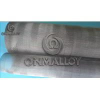 Buy cheap Low coefficient 0Cr25Al5 Metal Wire Mesh for aerospace , water fuel from wholesalers
