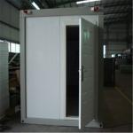 China PU Sandwich Panel Consisted Prefab Modular Container Homes Prefab Container Homes wholesale
