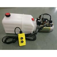 China High Pressure Double Acting Hydraulic Power Pack For Tipper Trailer wholesale