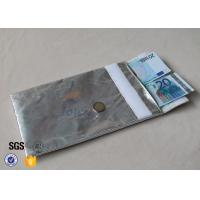 China Safe Fireproof Document Bag for Christmas Gift /  Fire Resistant Money Bag on sale