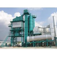 Stationary Asphalt Mixing Plant 45 Seconds Mixing Cycle Batch Type With Schneider Electric Parts