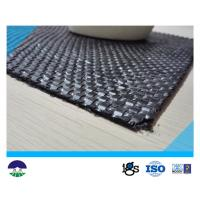 China ISO9001 PP Woven Geotextile Fabric , Geotextile Driveway Fabric With 874gsm Unit Mass on sale