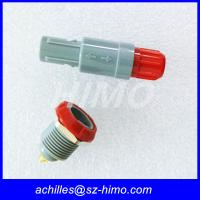 best offer high quality double key PAG 2pin Lemo Plastic Straight plug Connector (PAG. 1P. 302) Manufactures
