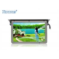 19 inch Motorized Roof Bus LCD Monitor with Stepper Motor , Built in SD / USB / HDMI Port Manufactures