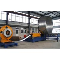 Spiral corrugated culvert pipe making machine Manufactures