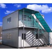 Quick Installation Mobile Office Containers / Portable Modular Homes With Steel Structure Manufactures
